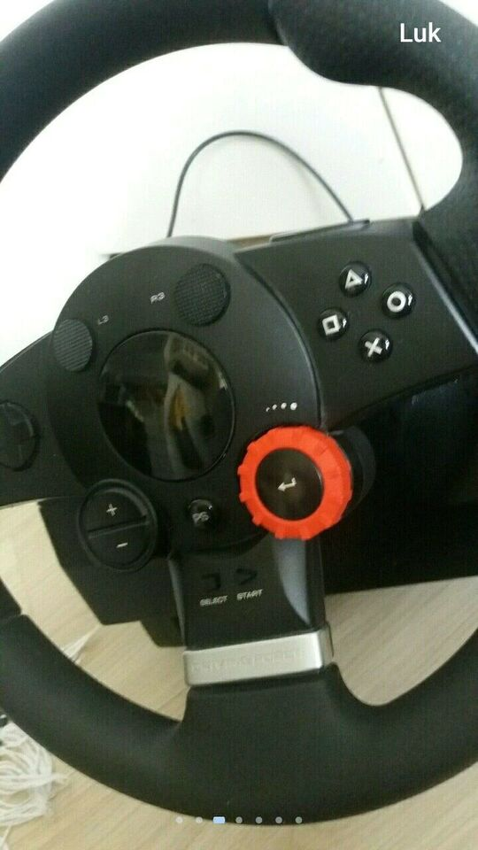 Rat & Pedaler, Playstation 3, Logitech