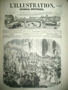 NOTRE-DAME-DE-PARIS-MARIAGE-28-COUPLES-DOTeS-HISTOIRE-DE-RUSSIE-GRAVURES-1853