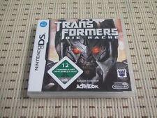 TRANSFORMERS LA VENDETTA Decepticon trovano versione per Nintendo DS, DS Lite, DSi XL, 3ds