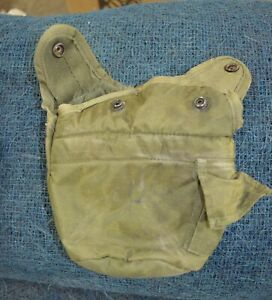 Military Surplus Canteen Cover Army Olive Green Qty 1 Cover Only for 1 Quart