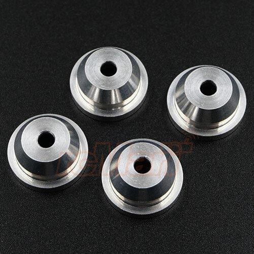 Boeuf tubes aluminium bœuf Conseils Choc Printemps cage pour HPI Venture # BT 006 hpia
