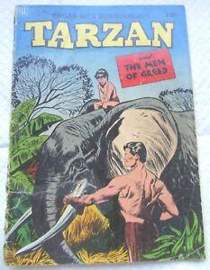 TARZAN-5-DELL-comic-Good-condition-1948-1st-comic-of-OPAR-amp-Atlantis-story