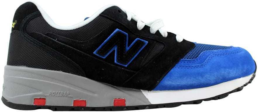 ec990526cea8 New Balance 575 Elite Blue Black MD575EBB Men s SZ SZ SZ 12 1bc79c ...