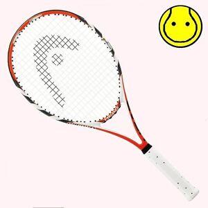 NEW Head MicroGel Radical MP 4-3/8 Grip STRUNG Tennis Racquet - Midplus