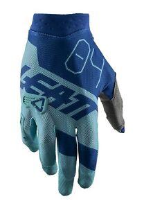 Leatt GPX 2.5 X-Flow Gloves-Aqua-L
