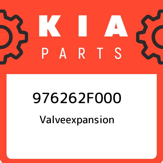 Kia 97626-2F000 A//C Expansion Valve