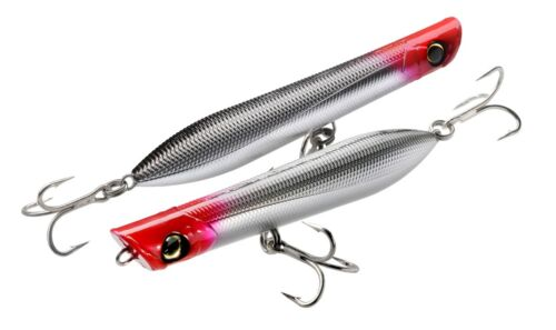 "Yo-Zuri Big Game Surface Cruiser R1172-CRH Red Head 6/"" 150mm 1 5//8 oz Lure"