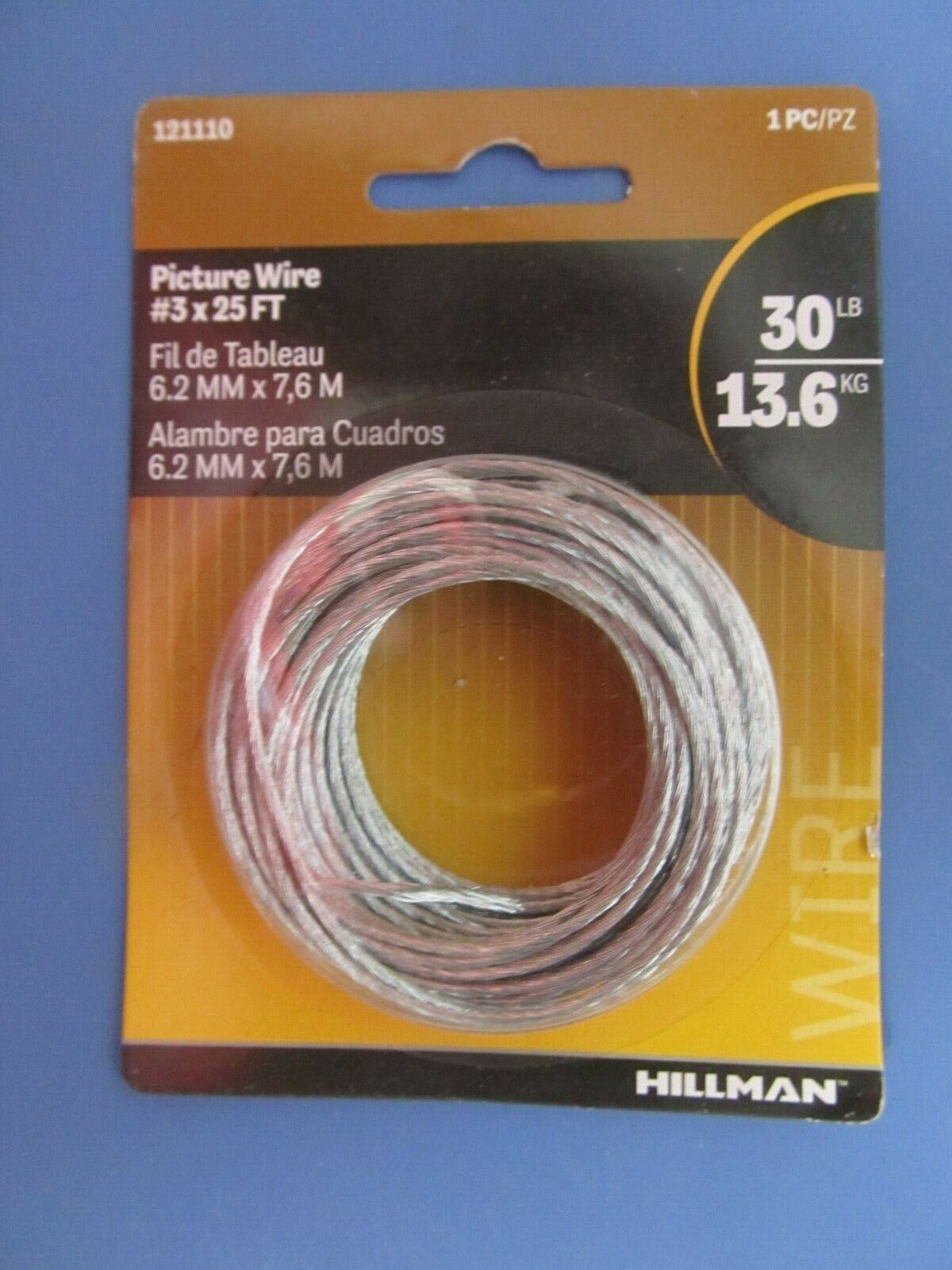 The Hillman Group 121110/Picture Hanging Wire