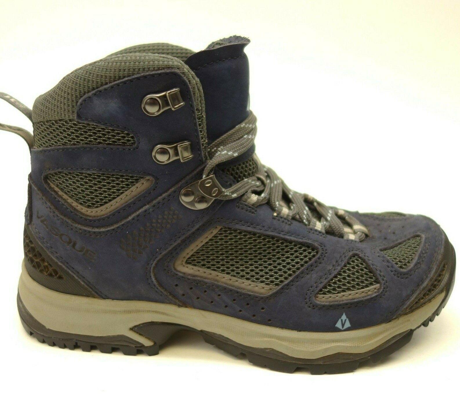 Vasque Breeze US 8 Azul Marino deportiva para Senderismo y al aire libre Mid Mujer botas