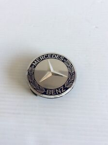 Mercedes benz oem wheel center cap 1714000025 used ebay for Mercedes benz tire caps