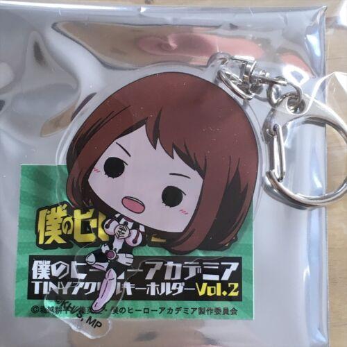 Boku no Hero Academia Acrylic Key Chain TINY Izuku Shoto Dabi Toga Tomura Aizawa