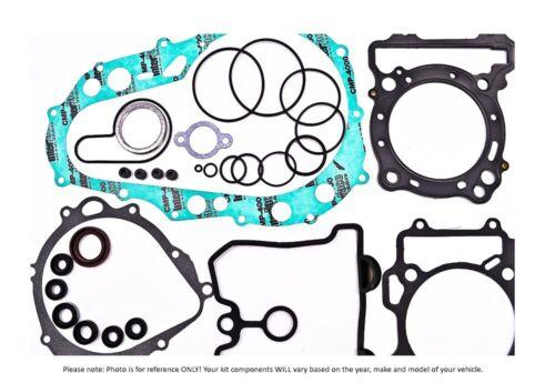 Quadboss 811944 Complete Gasket Set with Oil Seals 2009-2012 Yamaha YFZ 450 R//X
