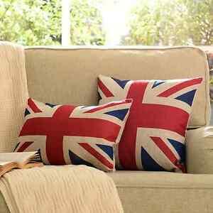 Union-Jack-Kissenbezug-45x45-UK-England-Dekokissen-Kissenhuelle