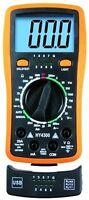 Hy4300 Digital Vom / Cable Tester, Volt, Ohm, Milliamp - Multimeter Live Wire