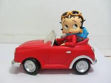 """Betty Boop Convertibile auto- 4"""" figurina 9070)"""