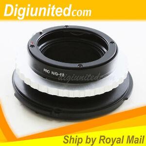 Nikon-F-mount-AF-S-G-lens-to-Sony-FZ-mount-PMW-F3-F5-F55-video-cine-film-adapter