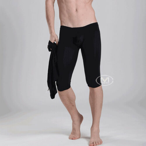 Ginocchio Langer Hipster-Gay /'le Hipster Bulge-pants translucide-HOT-GEIL-Nuovo XL