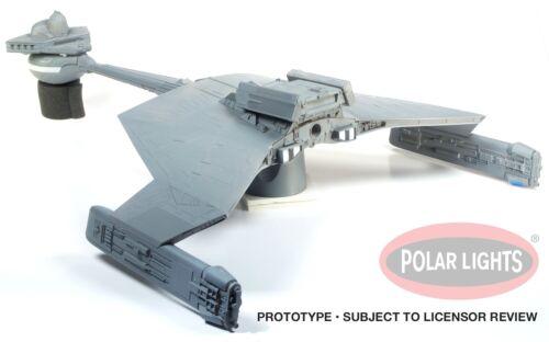 Star Trek Klingon K/'t/'inga Class Battle Cruiser I.K.S Amar Large 1:350 Scale Pol