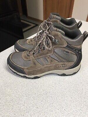 L.l. Bean Mens Hiking Shoes Trail Model