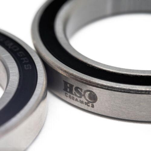 FSA MegaExo BSA English Thread Bottom Bracket Ceramic Bearing HSC Ceramics