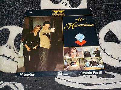 11 Harrowhouse Breitbildschirm Laserdisc Ld Charles Grobin Gratis Versand $30 Zu Verkaufen