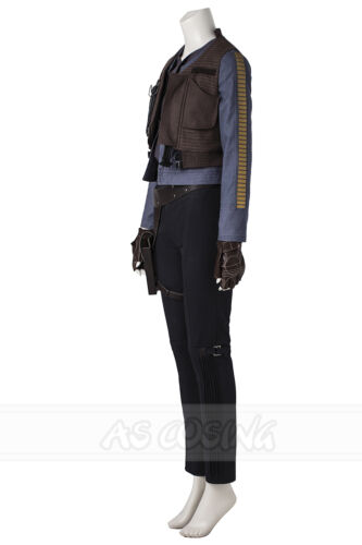Rogue One A Star Wars Story Jyn Erso Sergeant Cosplay Costume Just The Vest