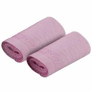 """LOT OF 4 Pink Fit Spirit Cooling Towels 2-31/""""x13/"""" /& 2-26/""""x4/""""  ships from"""