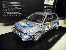Norev 1:18 Renault Clio 16 S Rallye Grasse Alpin 1991 NEU NEW