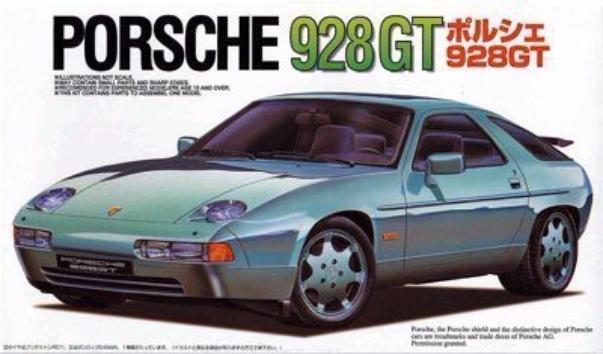 Fujimi 1 24 Porsche 928 Gt Rs-45 Assemblaggio Kit Modello da Giappone F S