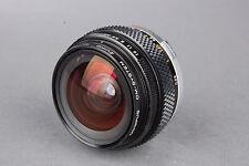 Olympus Zuiko 18mm f/3.5 OM Mount Lens