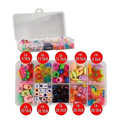 Sonstige Diy Loom Beads 180 Verschiedene Charms Creativsets