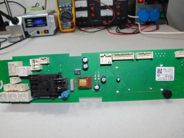 Reparatur Trockner Steuerung kein Strom Siemens WT 8....7-9 Kg neue Baureihe