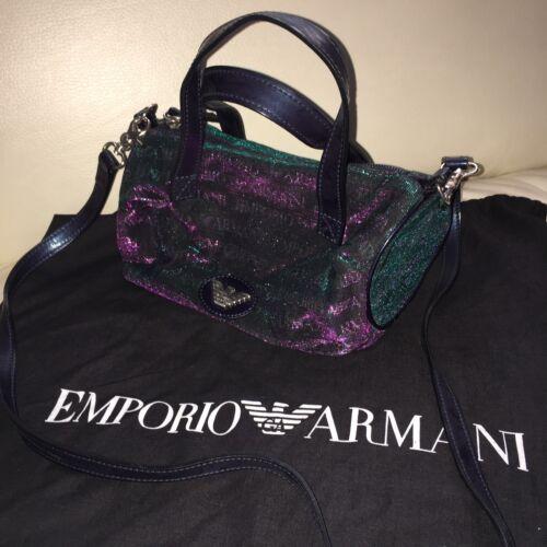 schouderriem Originele Armani tas koffer en met Emporio F8z1awqx1