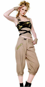 image is loading 3 pc military brat army girl soldier fancy - Soldier Girl Halloween Costume