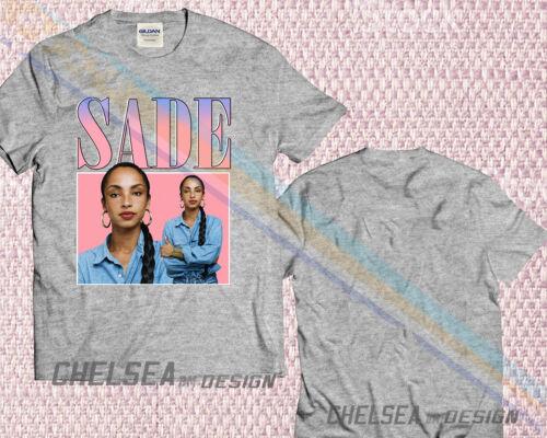 Inspired By Sade T-shirt Merch Tour Limited Vintage Rare Gildan 1rw