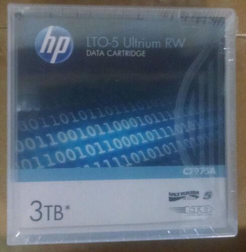 10 PACK HP C7975A BACKUP TAPE CARTRIDGES LTO ULTRIUM 5 ORIGINAL SEAL BRAND NEW