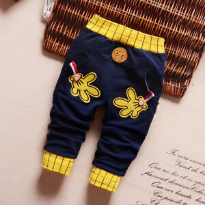 Kids-Children-Baby-Boys-Casual-Loose-Trousers-Toddler-Boy-Harem-Pants-Bottoms