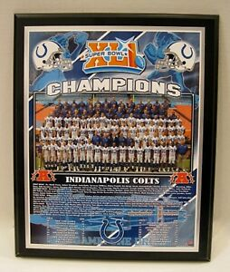 2006-Indianapolis-Colts-Super-Bowl-XLI-Championship-Plaque-by-Healy-Awards