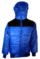 505206fc6ea4 Boys Official Pokemon Pikachu Padded Hooded Coat Jacket Anorak 4 to ...