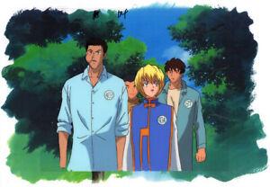Hunter-x-Hunter-Anime-Production-Cel-Douga-Kurapika-Leorio