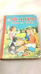 Modern-Book-For-Girls-The-by-Various-Hardcover-1948-01-01-Good