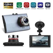 "3"" Full HD 1080P Auto DVR CCTV Dash Kamera G-sensor Video Vehicle Cam Recorder"
