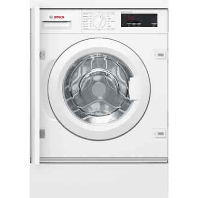 Bosch WIW28300GB Serie 6 A+++ Rated Integrated 8Kg 1400 RPM Washing Machine