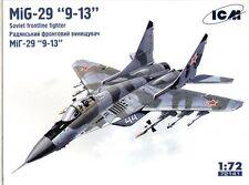ICM 1/72 Mikoyan MiG-29 9-13 # 72141