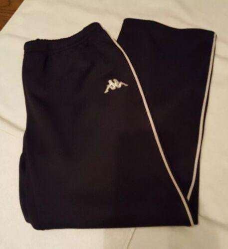 Vintage KAPPA Logo Trainer Track Pants Sz Large