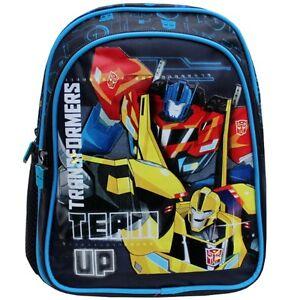 6cbbc3bcca ... Transformers-Bambini-Mini-ZAINO-Scuola-Materna-Asilo-Piccolo-
