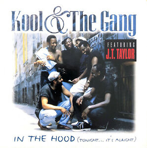 Kool-amp-The-Gang-CD-Single-In-The-Hood-Tonight-It-039-s-Alright-France-EX-EX