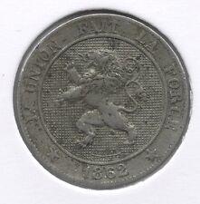 5 cent 1862 * Z.Fraai * LEOPOLD I * nr 6204
