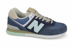 New Balance 574 Retro Surf Navy