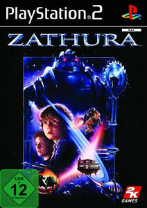--  ZATHURA  --    NEU  -  PS2